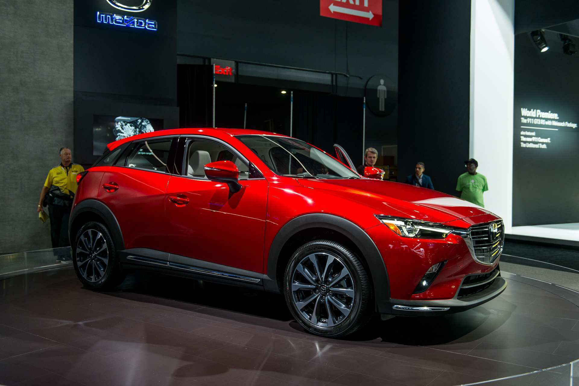 92 New Mazda X3 2020 Release Date And Concept