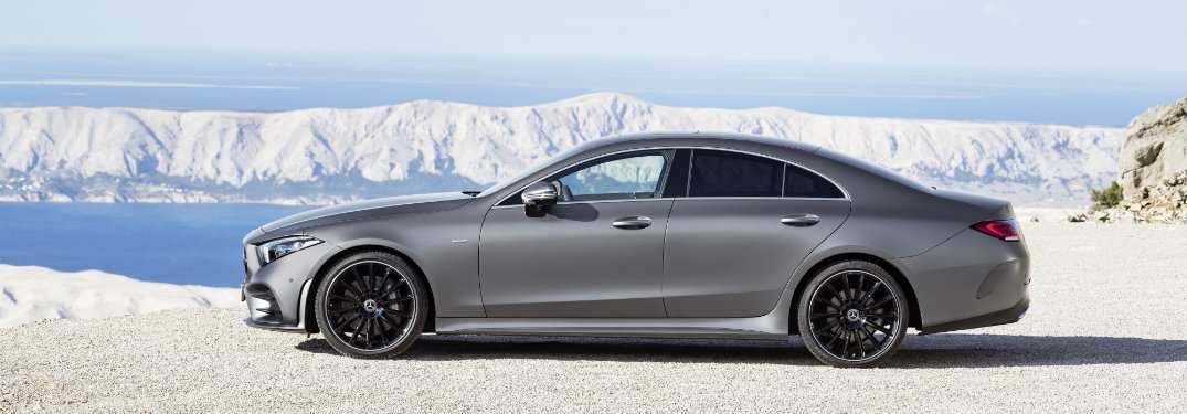 92 New Mercedes 2019 Cls First Drive