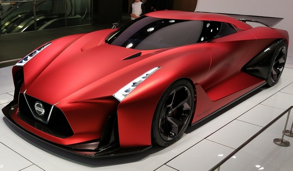 92 New Nissan R36 2020 New Model And Performance