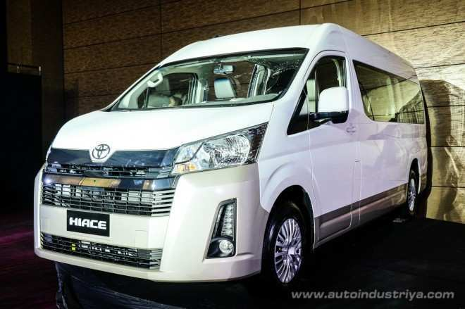 92 New Toyota Hiace 2019 Reviews