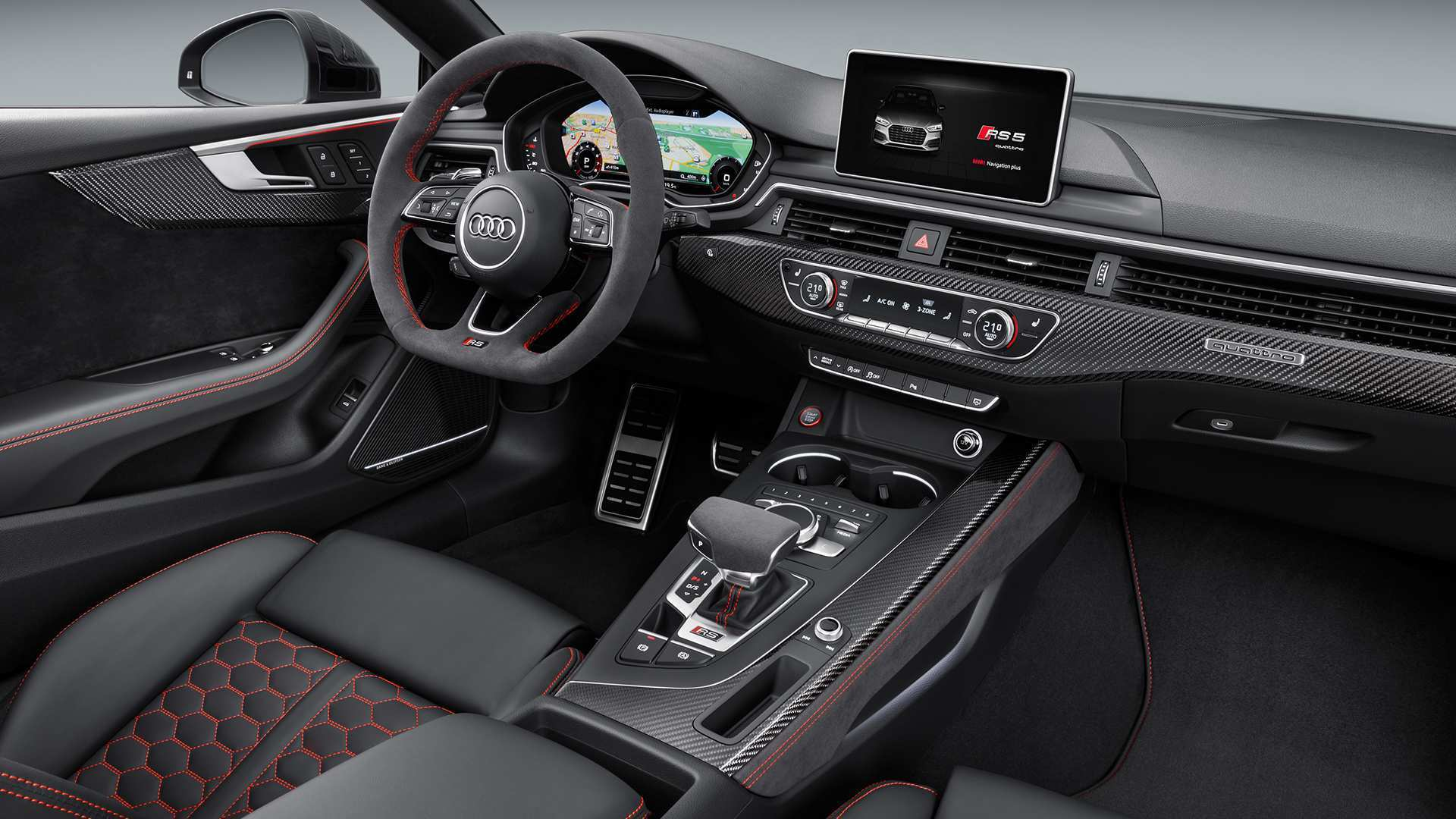 92 The 2019 Audi Rs5 New Model And Performance