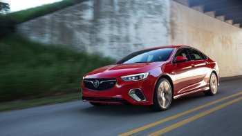 92 The 2019 Buick Regal Gs Coupe Pictures