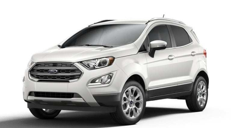 92 The 2019 Ford Ecosport Redesign And Review