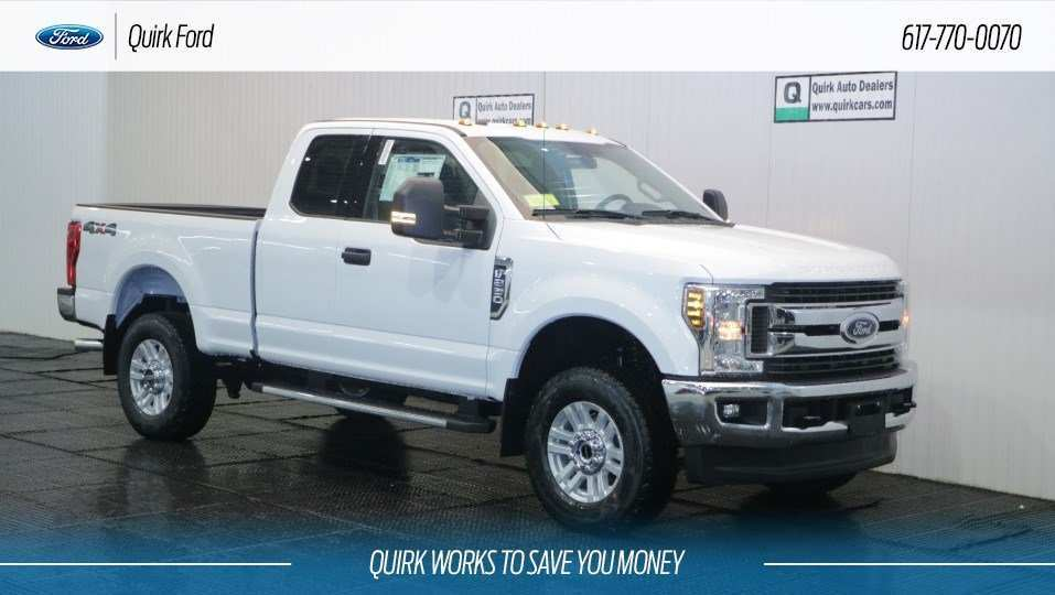 92 The 2019 Ford Super Duty Configurations