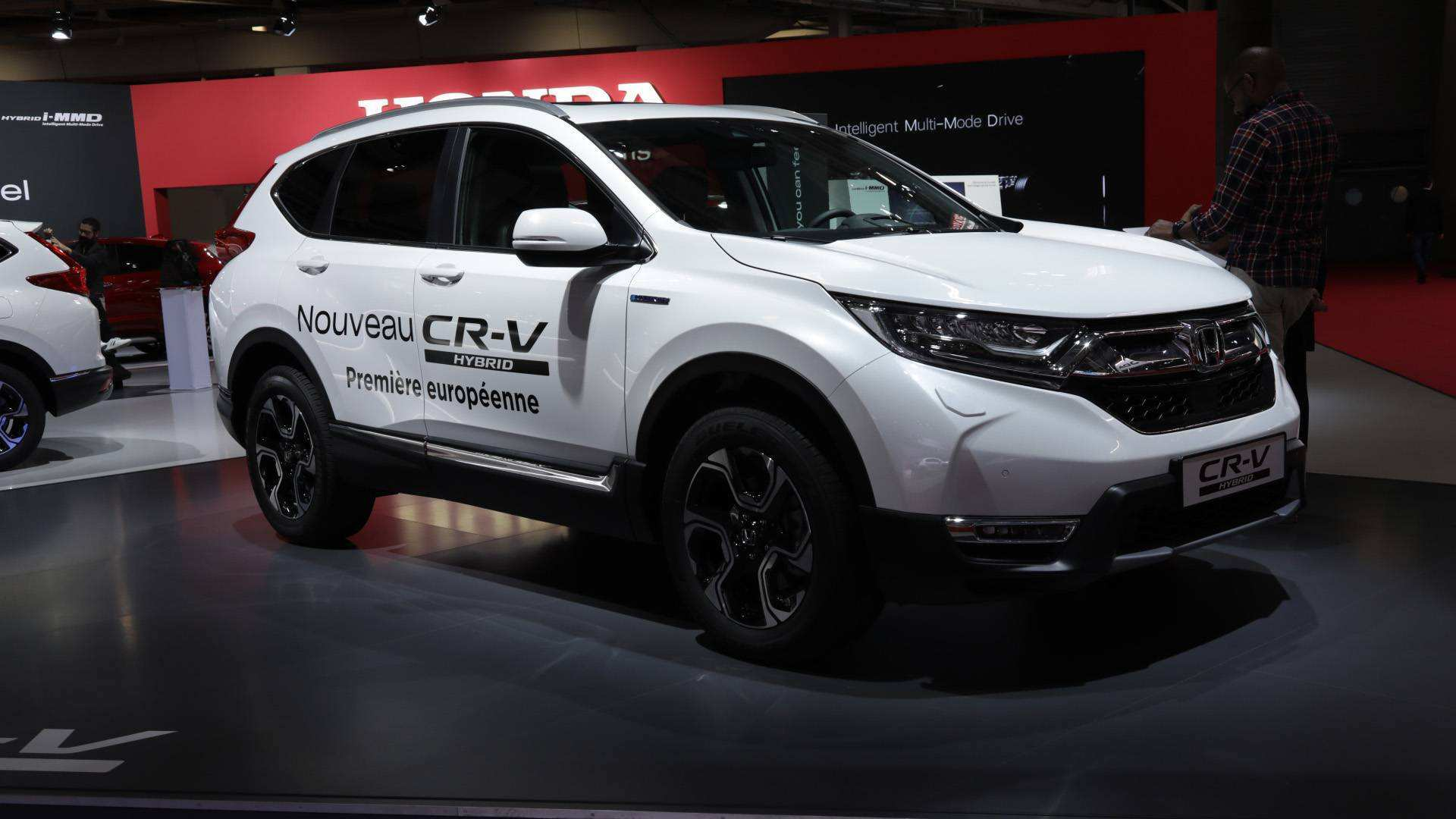 92 The 2019 Honda CR V New Model And Performance