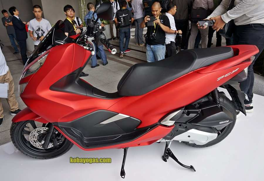 92 The 2019 Honda Pcx150 Interior