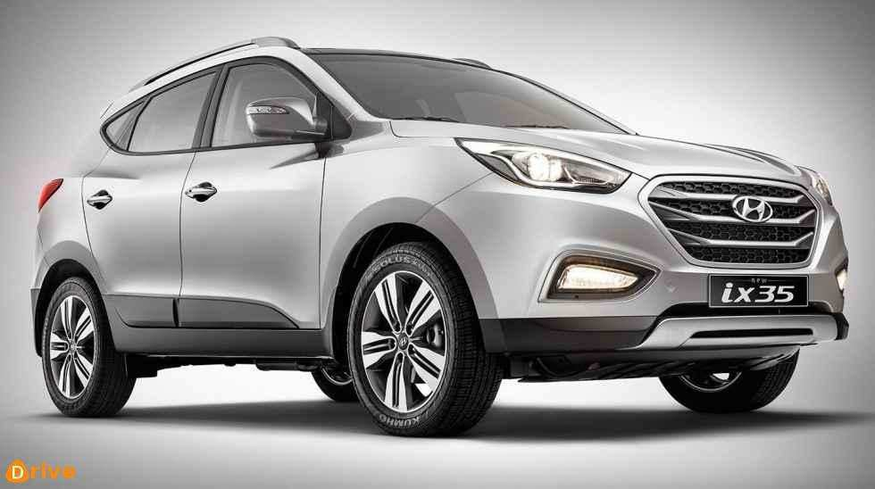 92 The 2019 Hyundai Ix35 Redesign And Concept