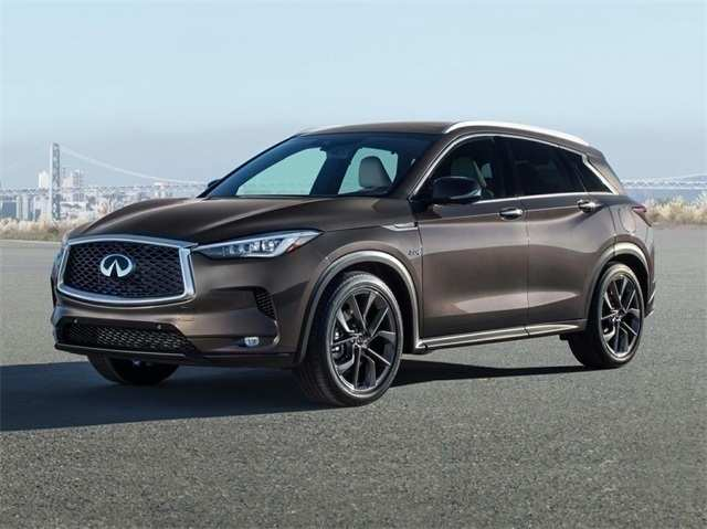 92 The 2019 Infiniti QX50 Pictures