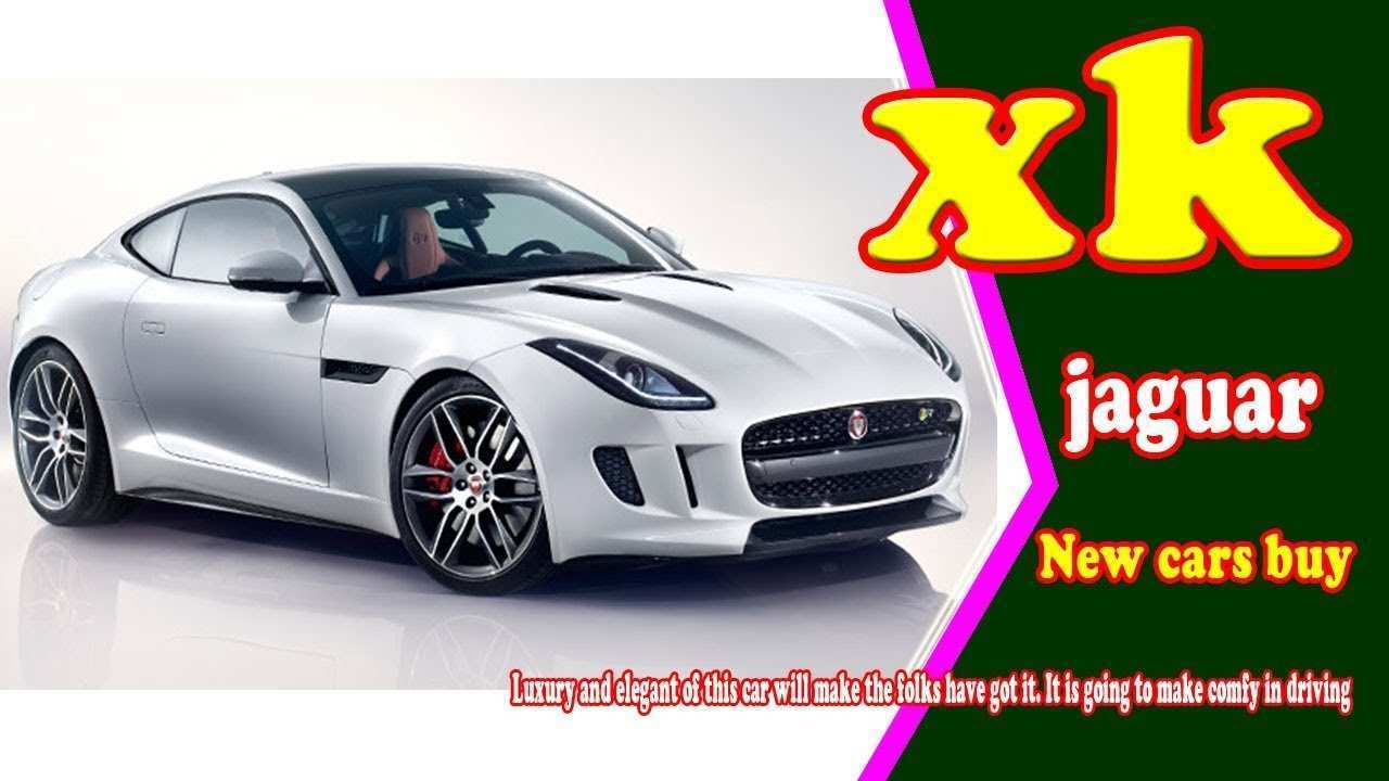 92 The 2019 Jaguar XK Rumors