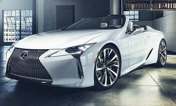 92 The 2019 Lexus LF LC Concept And Review