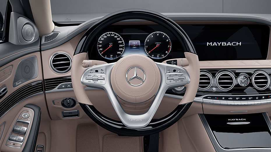 92 The 2019 Mercedes Maybach S650 Style
