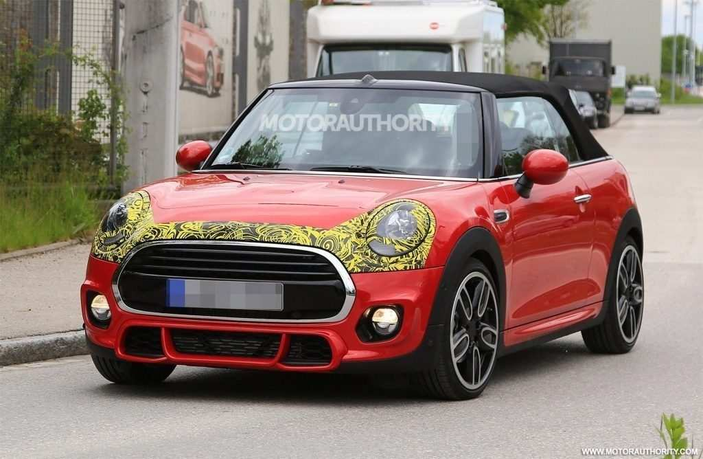 92 The 2019 Spy Shots Mini Countryman Price And Release Date
