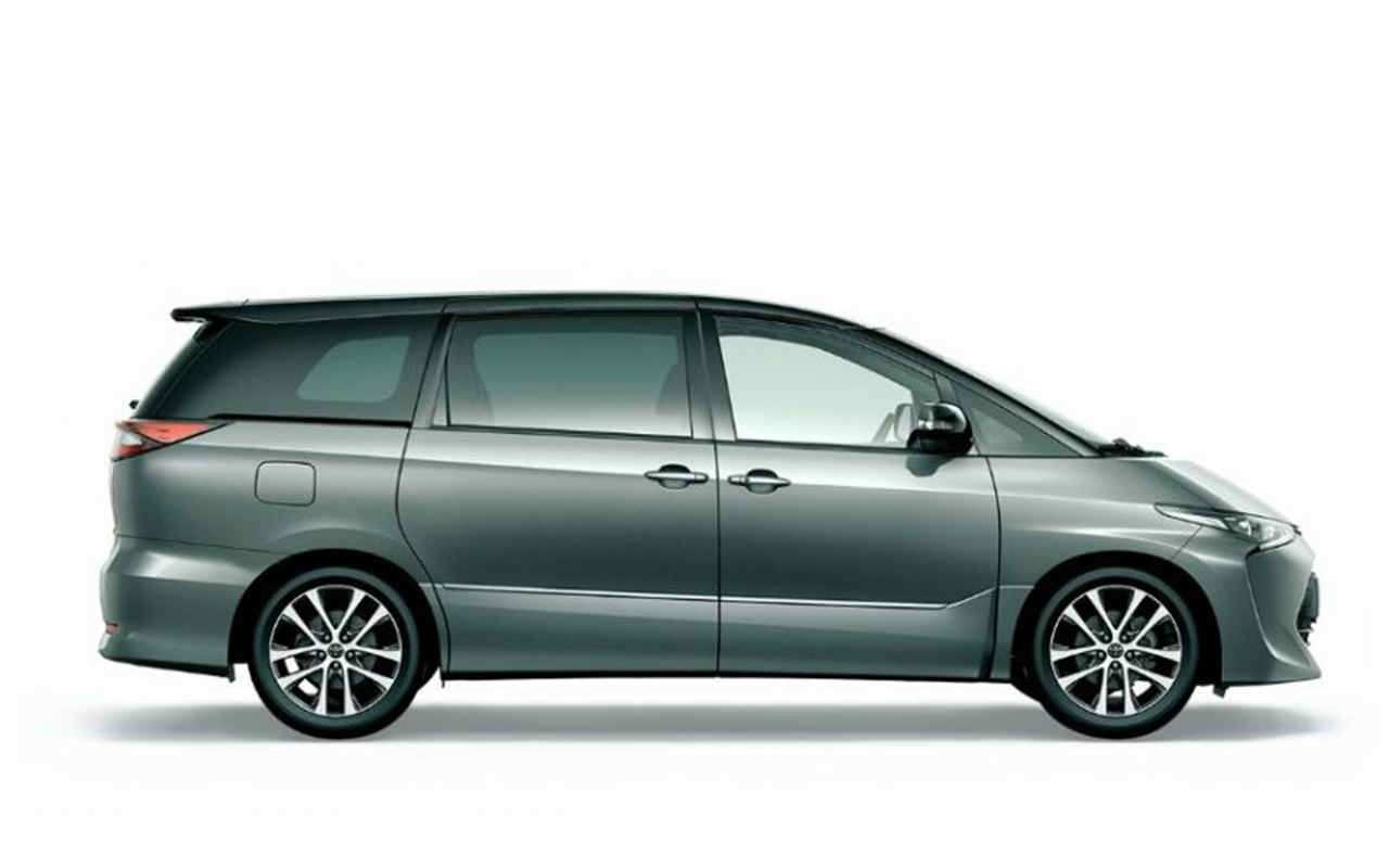 92 The 2019 Toyota Estima Redesign