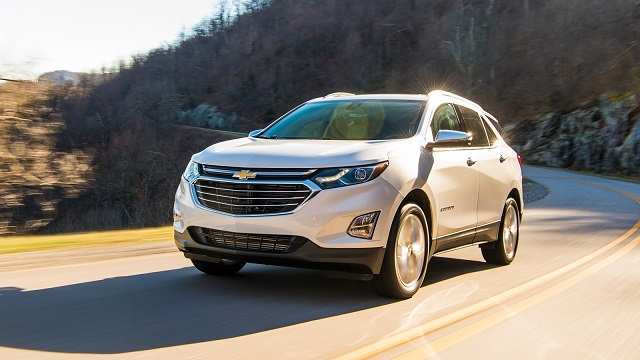 92 The 2020 All Chevy Equinox Configurations