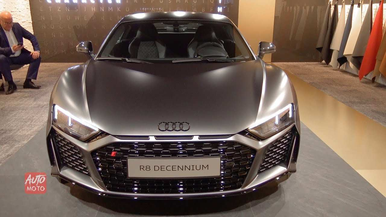 92 The 2020 Audi R8 Exterior And Interior