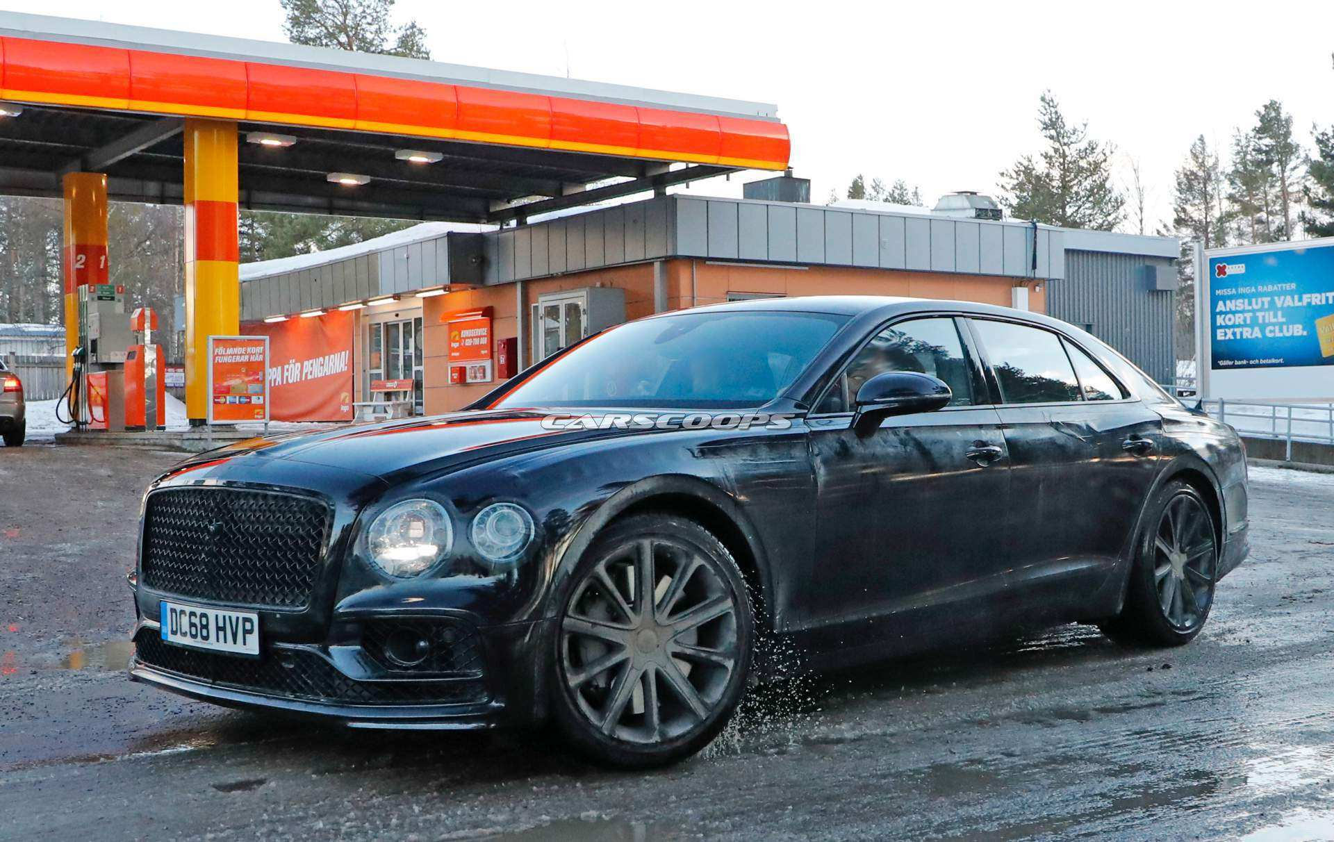 92 The 2020 Bentley Flying Spur History