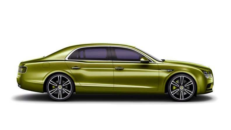 92 The 2020 Bentley Flying Spur Pictures