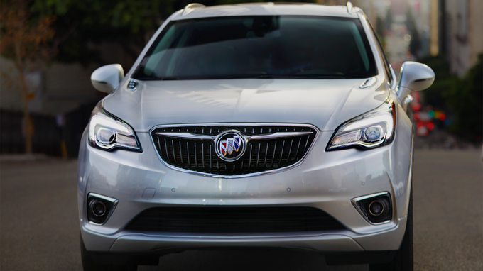 92 The 2020 Buick Envision Avenir History