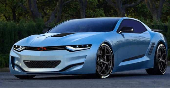 92 The 2020 Chevelle Exterior