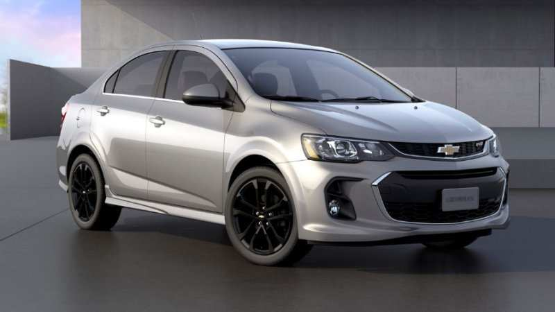 92 The 2020 Chevy Sonic Spesification
