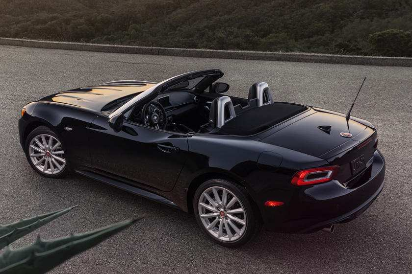92 The 2020 Fiat Spider Wallpaper
