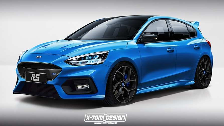 92 The 2020 Ford Focus Rs St Release