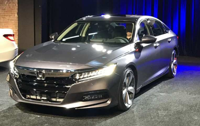 92 The 2020 Honda Accord Coupe Sedan Release Date And Concept