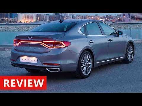 92 The 2020 Hyundai Azera Rumors