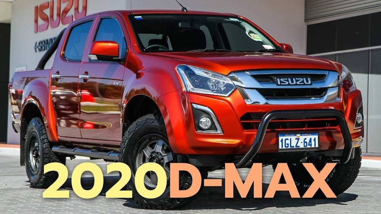 92 The 2020 Isuzu MU X Price And Review