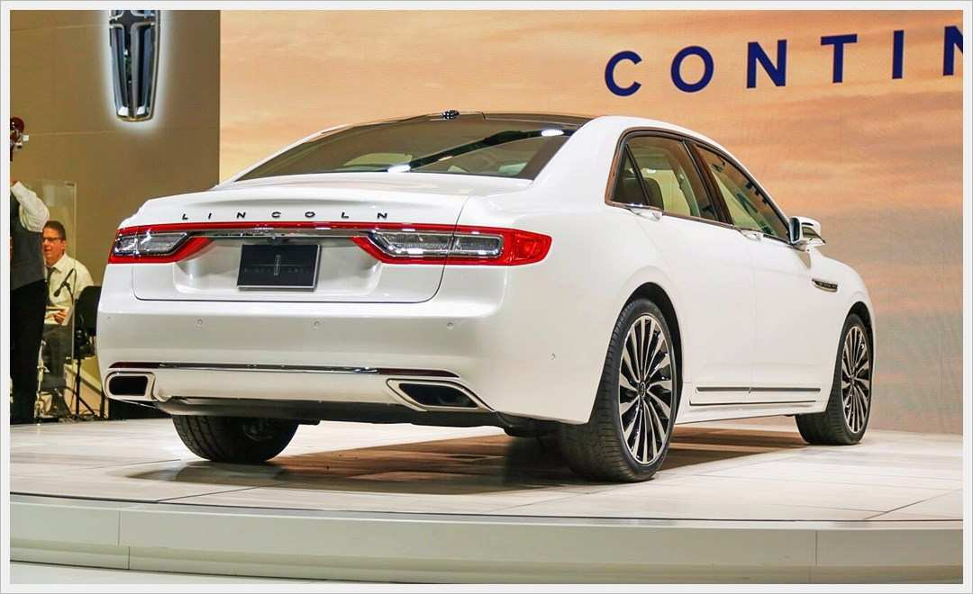 92 The 2020 Lincoln Continental New Review