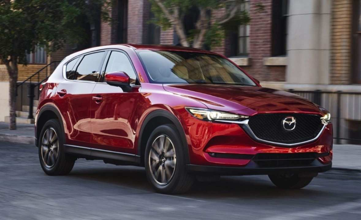 92 The 2020 Mazda Cx 7 First Drive