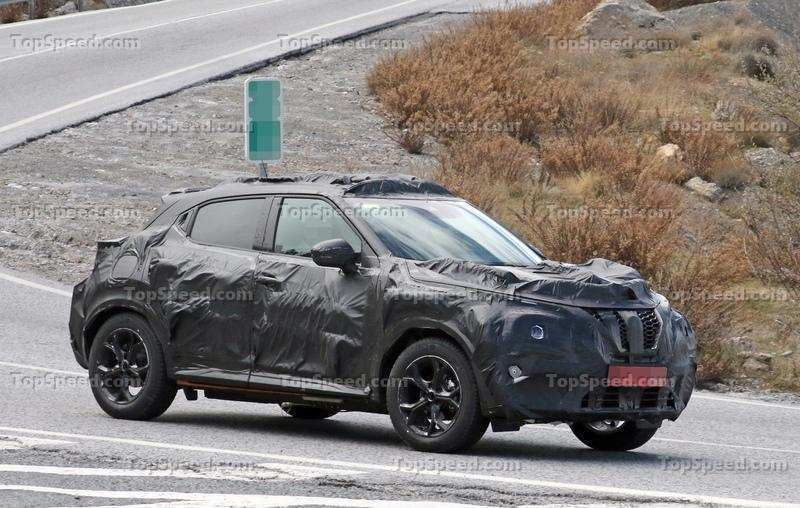 92 The 2020 Nissan Juke Pictures
