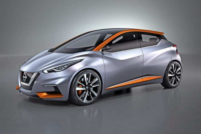 92 The 2020 Nissan Micra Speed Test