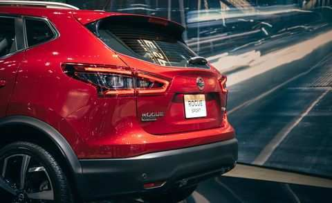 92 The 2020 Nissan Rogue Release Date And Concept