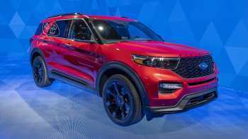 92 The 2020 The Ford Explorer First Drive