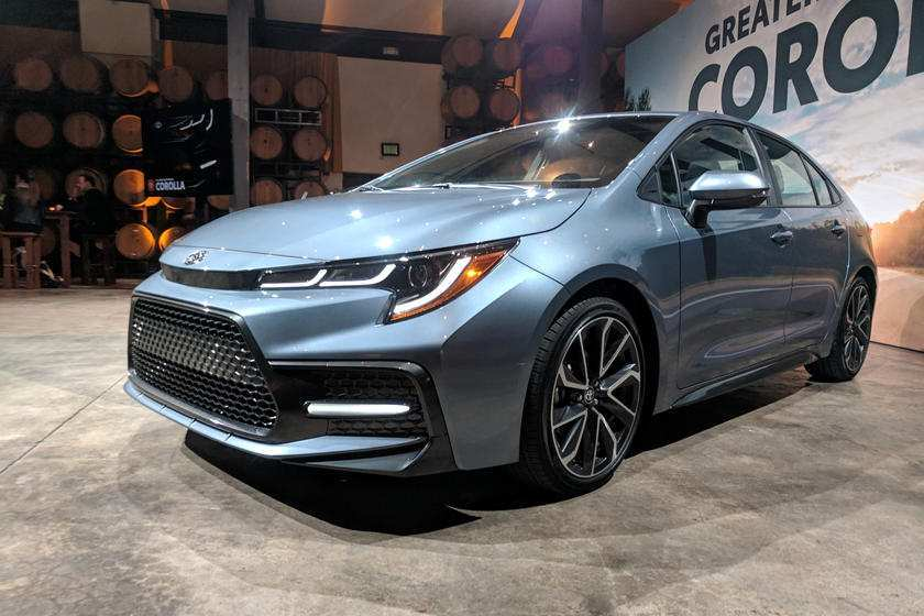 92 The 2020 Toyota Corolla Price And Release Date