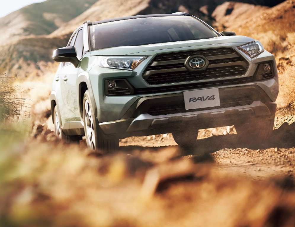 92 The 2020 Toyota Rav4 Hybrid Redesign And Review