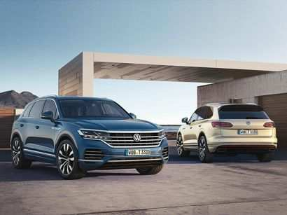 92 The 2020 VW Touareg Rumors