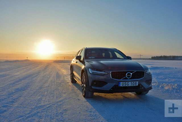 92 The 2020 Volvo V60 Cross Country New Concept