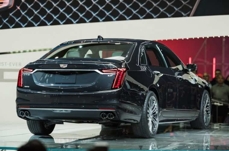 92 The Best 2019 Cadillac CT6 Price And Review