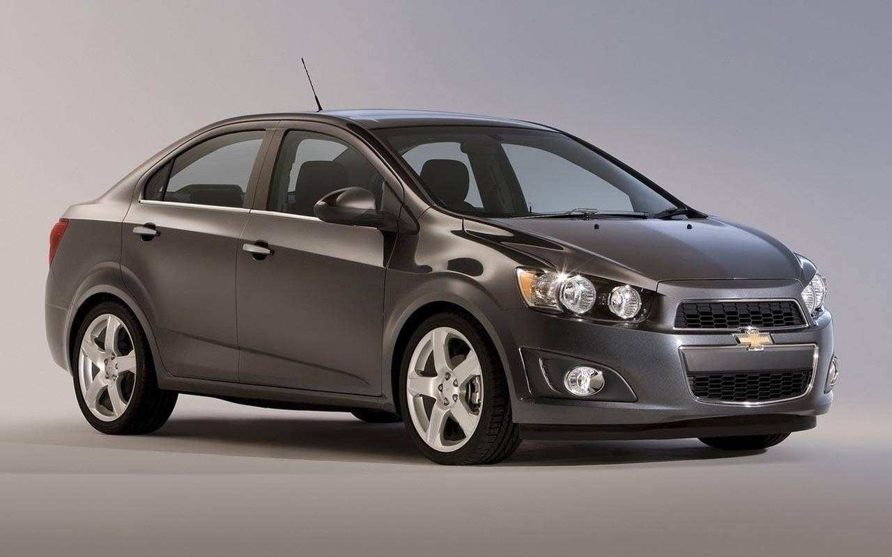 92 The Best 2019 Chevy Sonic Ss Ev Rs Price