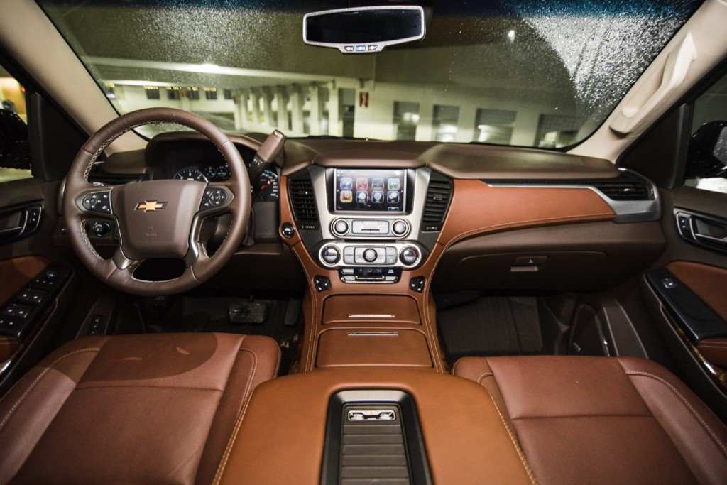 92 The Best 2019 Chevy Tahoe Z71 Ss Redesign
