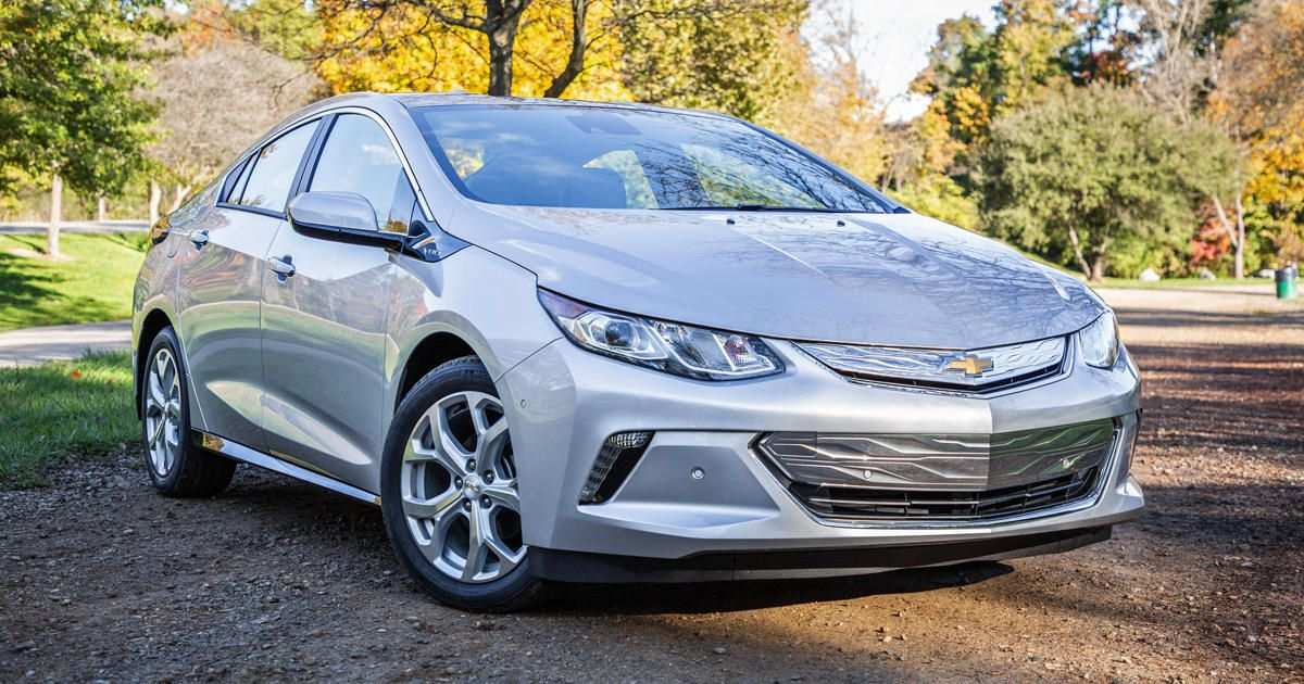 92 The Best 2019 Chevy Volt New Model And Performance