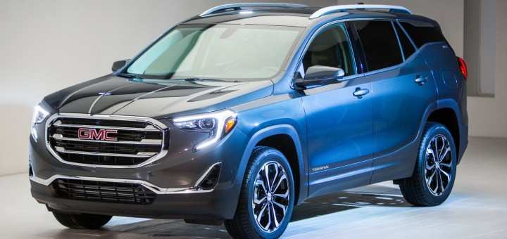 92 The Best 2019 GMC Terrain New Review