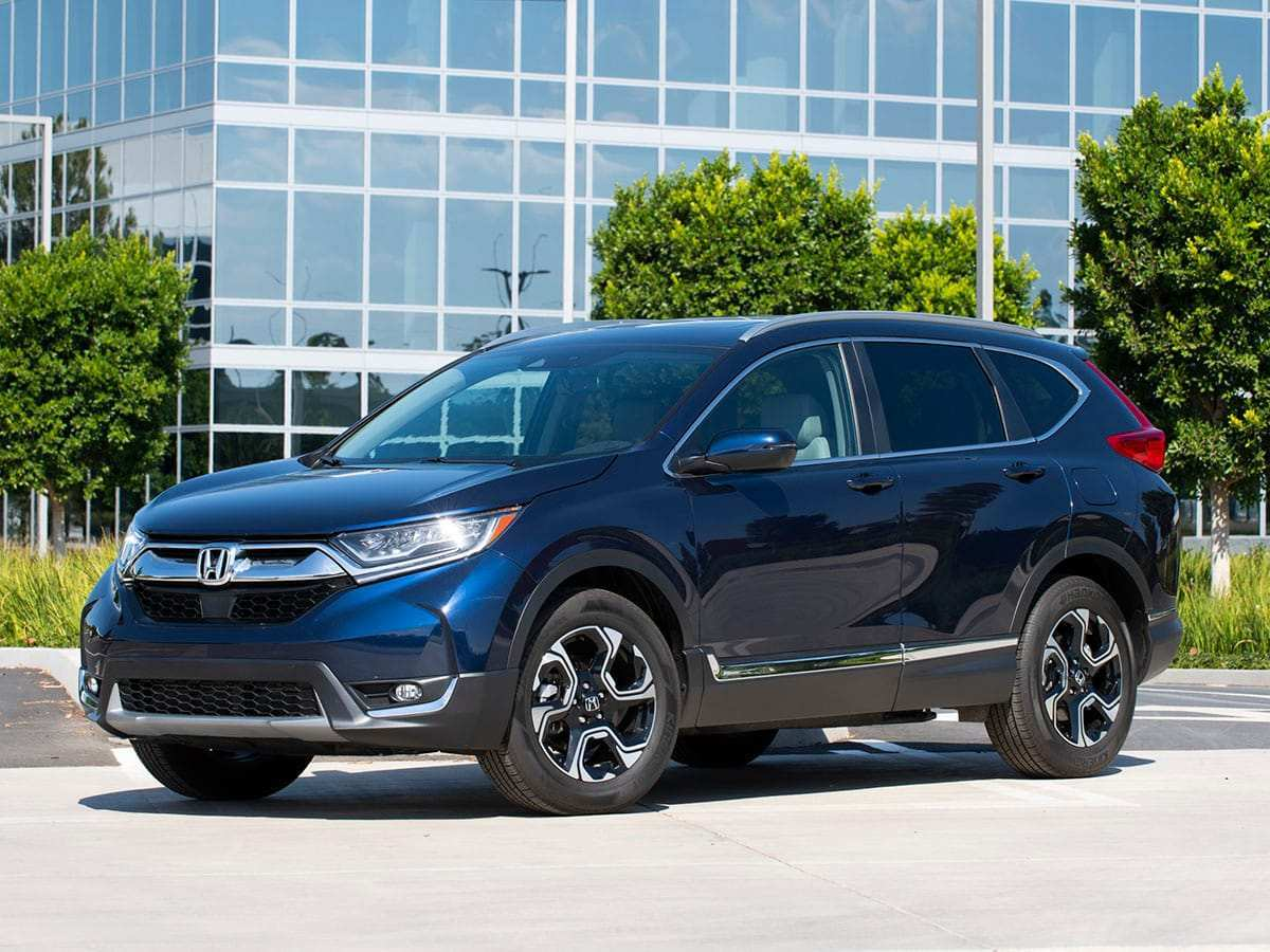 92 The Best 2019 Honda CRV New Model And Performance