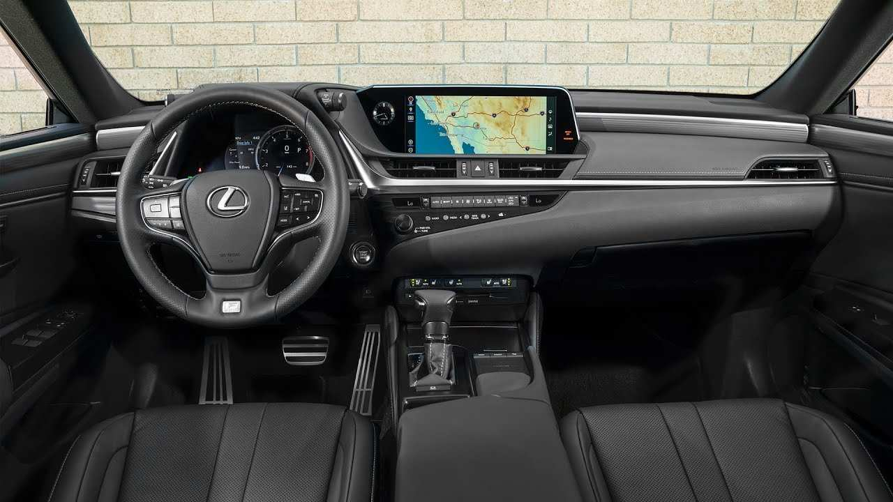 92 The Best 2019 Lexus Es 350 Interior Speed Test