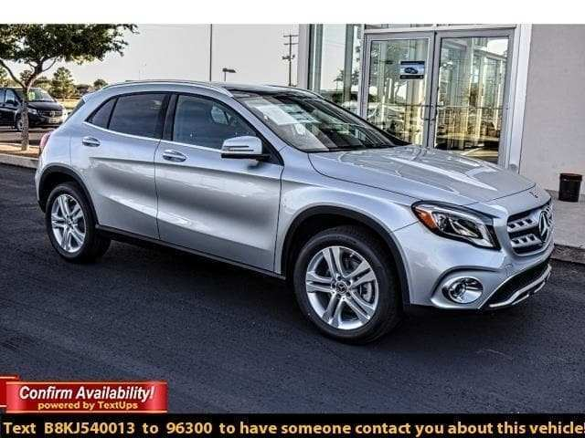 92 The Best 2019 Mercedes Benz Gla Exterior And Interior