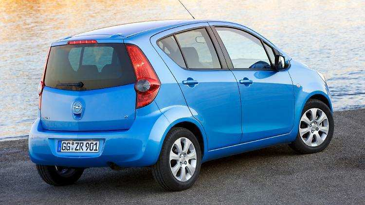 92 The Best 2019 Opel Agila Review And Release Date