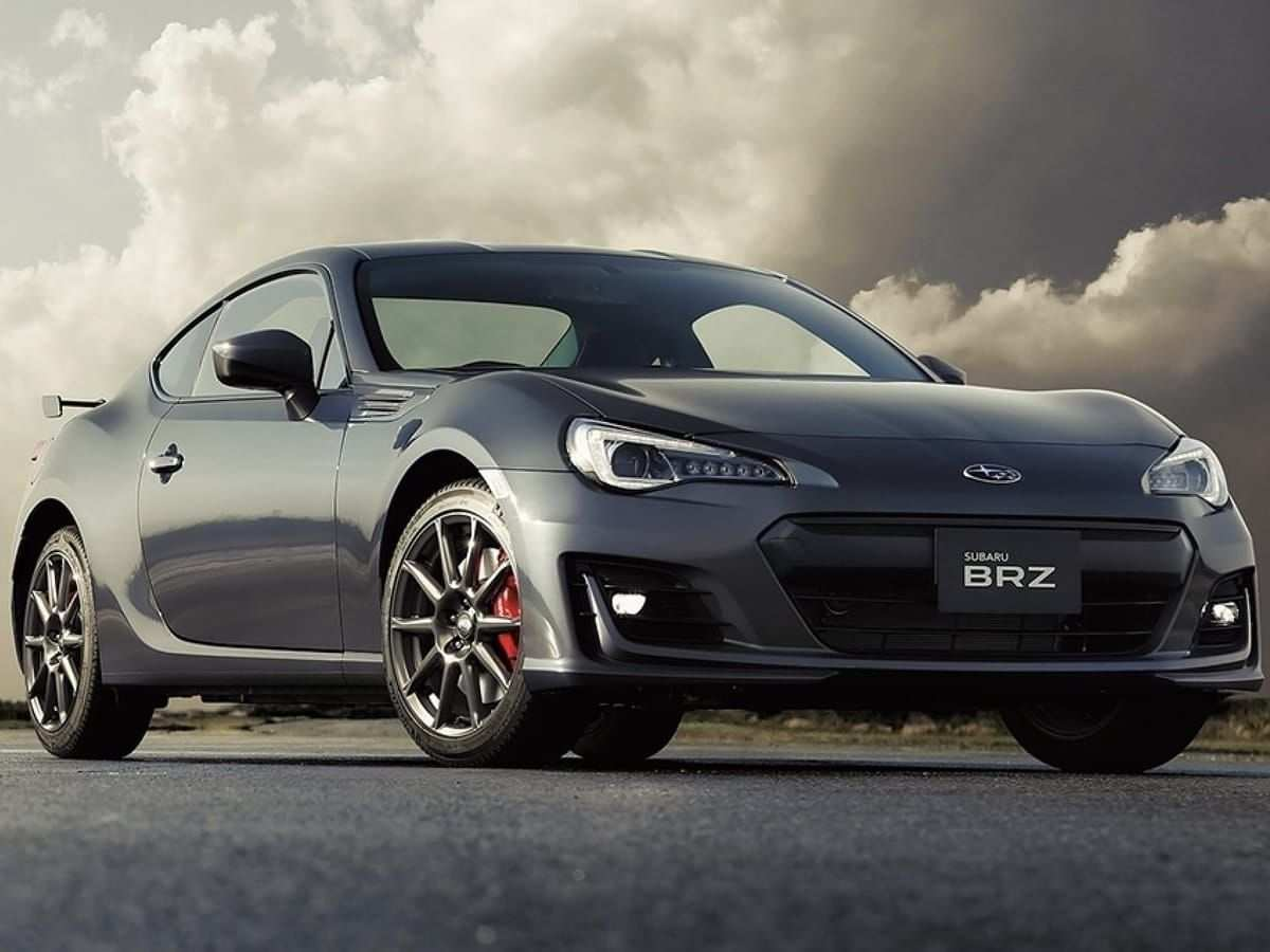 92 The Best 2019 Subaru Brz Sti Turbo Review And Release Date
