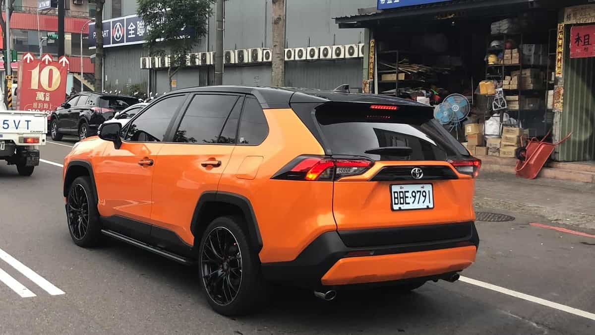 92 The Best 2019 Toyota RAV4 Review And Release Date